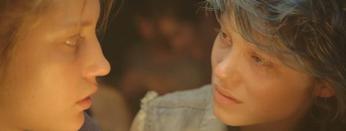 Lesbiske sexscener fra film