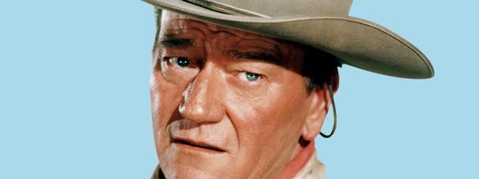Universitet fjerner udstilling med John Wayne