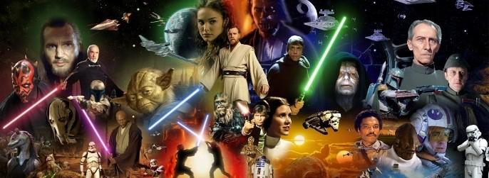 Nybegynderens guide til Star Wars