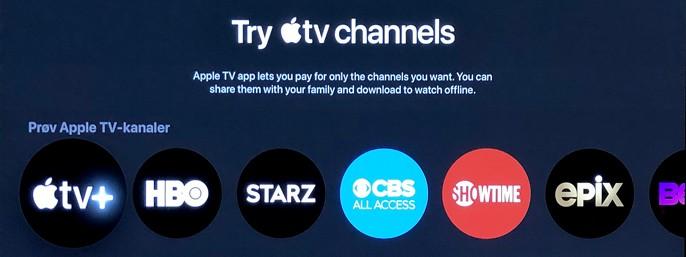 Apple Tv Gratis Kanaler